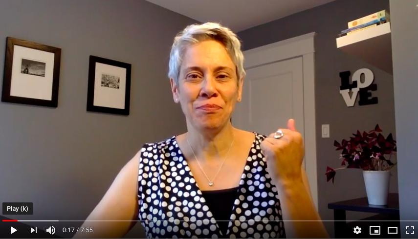 Lorraine Manners, Spirit Channeler & Soul Coach channels a spirit message