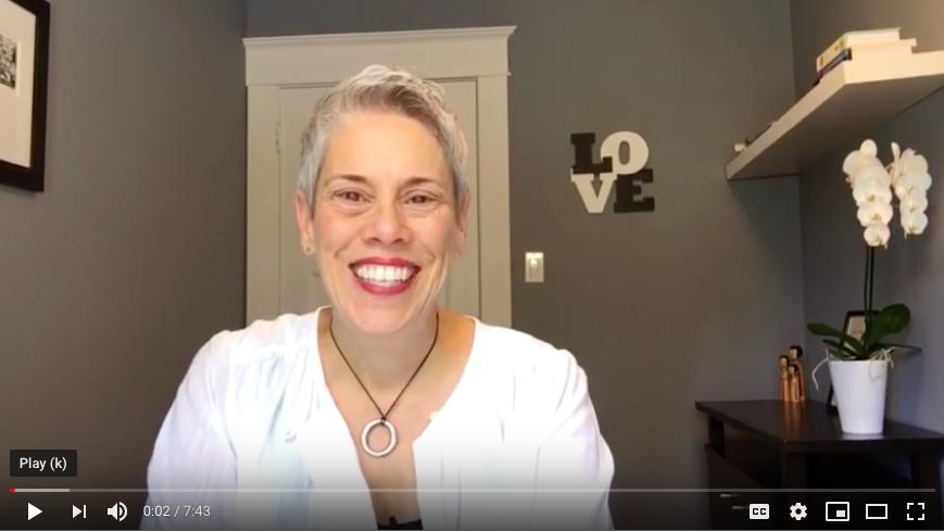 Lorraine Manners, Spirit Channeler & Soul Coach channels a spirit message for you